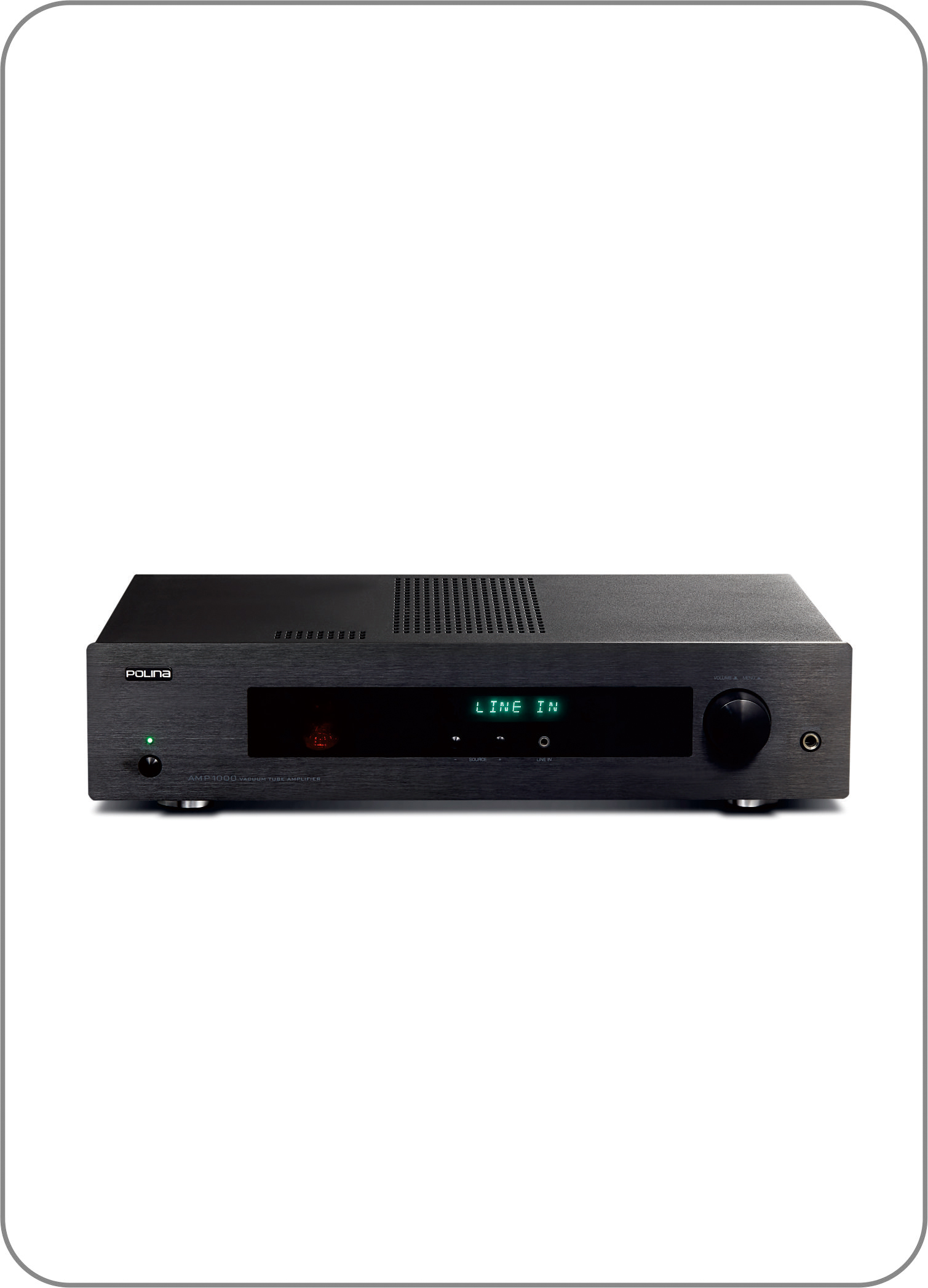 High-quality HiFi-channel power AMP1000