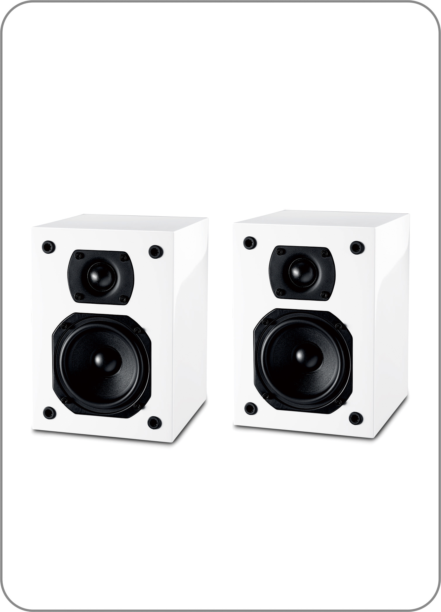 S40 SUR Surround Speaker